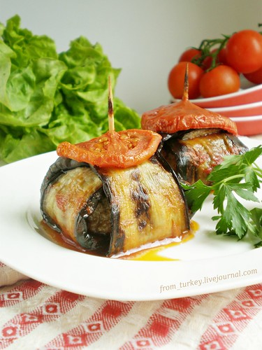 Кюрдан-кебаб/Kürdan kebabı