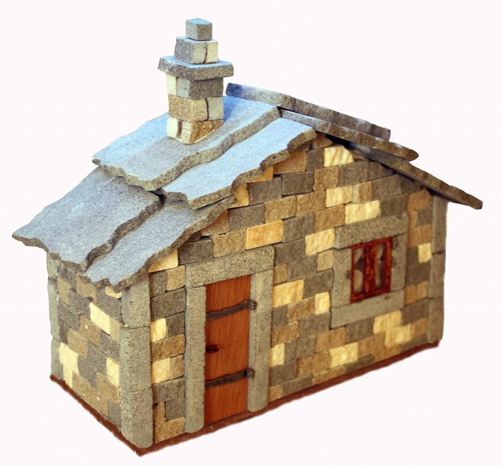 Elegant labaitacase gioco da costruire case gioco pietra for Economico per costruire piani di casa