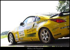 Nissan 350Z 3.5 V6 (Dennis Kok) Tags: canon geotagged nissan rally 1785mm 35 350z v6 dalen 2011 vechtdal walraven rallyteam geo:lat=52682579691127025 geo:lon=6764673921461053