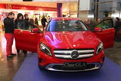 15-Citycar Sur presenta los nuevos Mercedes-Benz Clase C y GLA con la espectacular actuación de Nancys Rubias