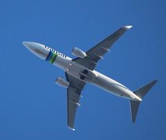 F-GZHJ Boeing 737-800 B738 Air Transat (Quistian) Tags: fgzhj boeing 737800 b738 air transat rps 2017 201702 20170219 canon t5i aircraft airplane