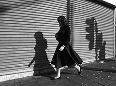 Shadow World (Becky Frances) Tags: blackandwhite blackandwhitestreetphotography noir city candid documentary england eastlondon highcontrast hackney london light lensblr olympus pollyblue people streetphotography shoreditch socialdocumentary stamfordhill urban uk beckyfrances