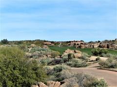 Troon North Pinnacle #7 from tee 391 (tewiespix) Tags: troonnorth golfcourse golf pinnacle phoenix scottsdale arizona