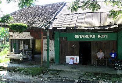 Warung Kopi Starbucks