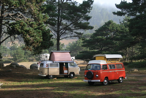 Ocean Cove VW Campout