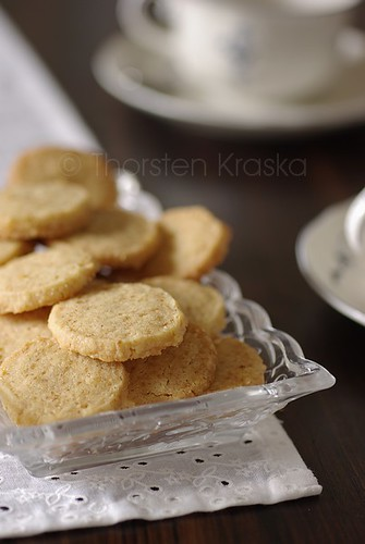 English Butter Cookies