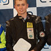 North Wales karting star James Singleton on the podium first time out  in new class!