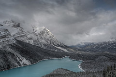 Brand-X (Vinnyimages) Tags: canada cold canon hiking alberta banff canon5d banffnationalpark peytolake canadianrockies canon1740l vinnyimages wwwvinnyimagescom vinnyimagescom