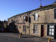 """The Seven Stars"" (Pub) Church Street, Barnoldswick"