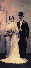 Image titled Mr and Mrs Ross's, wedding, 1936