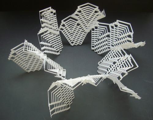 ribbon fold