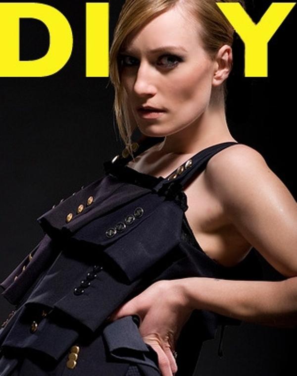 Eco Fashion World Magazine DIY issue cover
