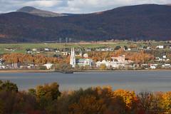 Ste-Anne-de-Beaupr (-AX-) Tags: canada qubec qc stlawrenceriver fleuvestlaurent ledorlans