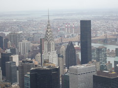 Top of the Empire State Bldg 03