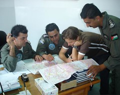 Planning with police