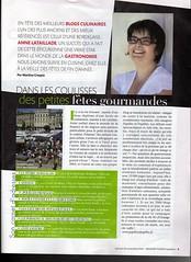 Article Figaro - 28 novembre 2009