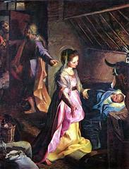 Federico_Barocci_Nativity