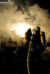 Brandnacht Groß-Gerau 29.11.09