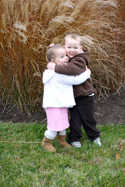 gage & morgan hug