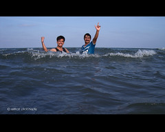 My FrIeNdS @ sOhAr BeAcH..... (Santhosh|) Tags: green beach photography planet dp oman discover keralam santhosh haritha sohar keralal dohakoottam menothsanthosh
