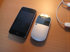 D25HW with iPhone 3G
