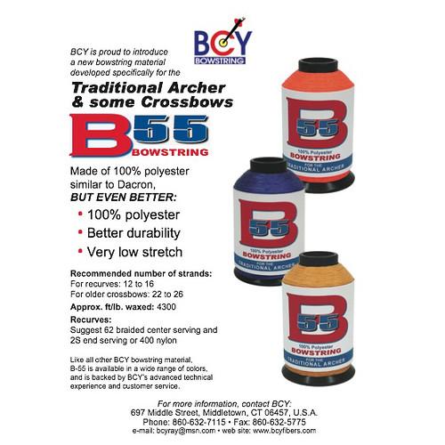 B 55 - BCY