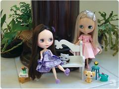 Abby e Bianca