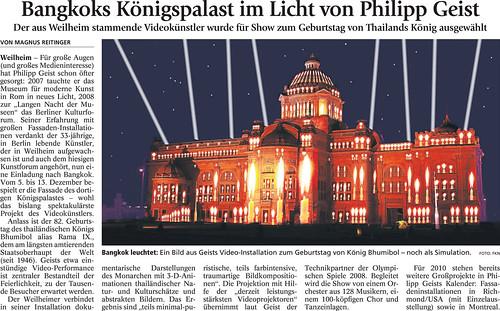 bangkok_weilheimer tagblatt 12/2009