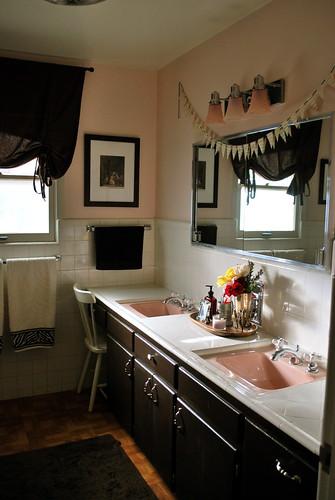 Pink Bathroom, updated
