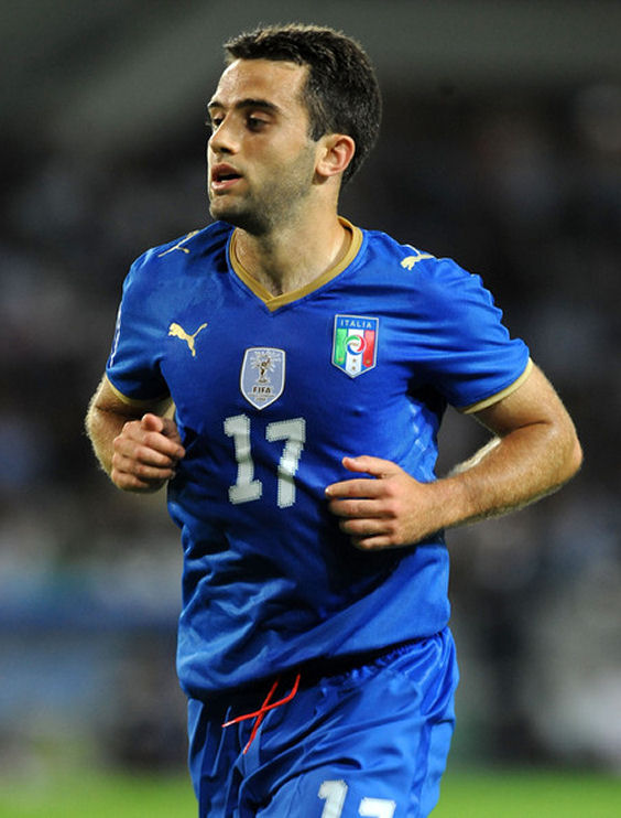 Pictures of Giuseppe Rossi