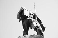 Plaza de Cascorro - Madrid (abravoc) Tags: madrid soldado rastro cascorro
