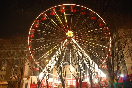 Ferris Wheel in Dublin