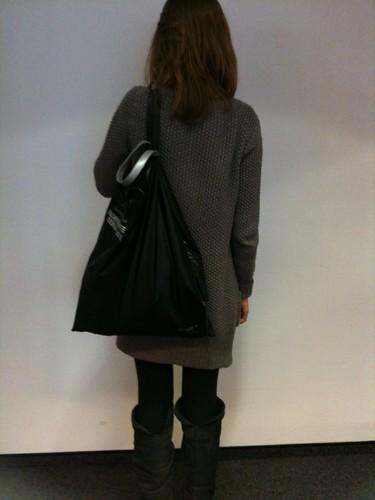Pauline und die Tasche, 1