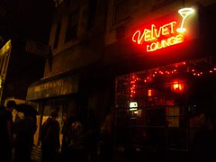 Friday Night @ Velvet Lounge