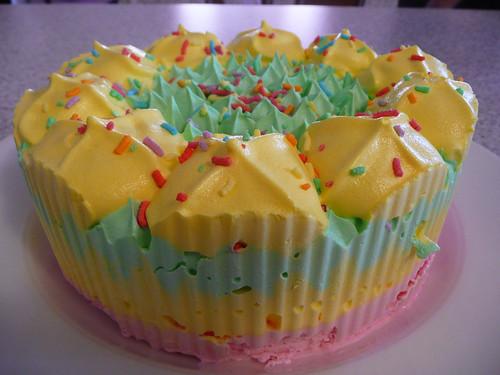 Freddo ice cream cake recipe