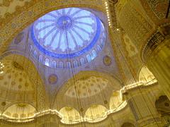 Mavi Kubbe / Blue Dome (Atakan Eser) Tags: turkey prayer türkiye turkiye istanbul mosque dome ottoman bluemosque cami mavi sultanahmet camii turchia kubbe sultanahmetcamii turkei osmanlı ottomanempire ibadet osmanlıimparatorluğu dscf6877