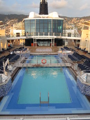 Celebrity Solstice Outdoor Pool