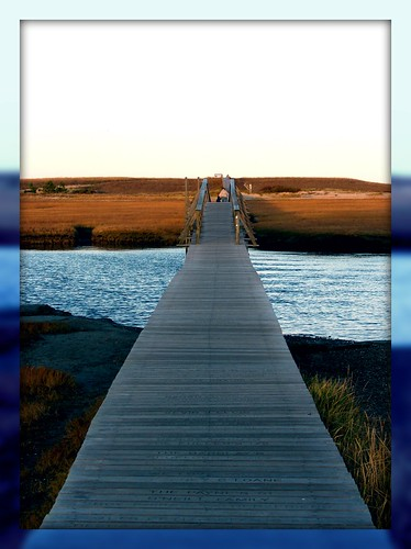 Boardwalk at sandwich