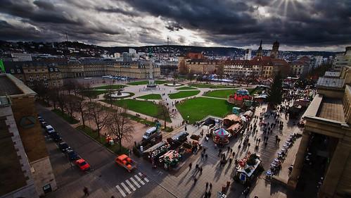 stuttgart24h - Schlossplatz