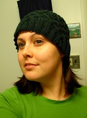 February 5, 2010 - Finished a hat