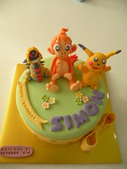 BCK Pokemon Cake