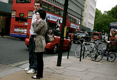 "The little voice said to the leopard girl : "" stop to eat your finger"" :-) (Pierre Mallien) Tags: street uk wedding england people urban en food bus london fashion bike canon shopping fun eos photo flickr raw belgique britain pierre candid stage taxi tag voice pit explore leopard oxford londres streetphoto mariage pour tinker tous londonist streetphotographer coolhunters 40d rawstreet modedelarue photographederue pitvanmeeffe stylehunter mallien pierremallien streetstylers designinfluencers chasseurdelook photodelarue rechercheunphotographemariage stagephotobelgique walloniestage lemeilleurphotographedemariagedebelgique"