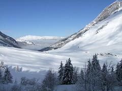 Alpes - col des Aravis (Vaxjo) Tags: winter snow france montagne alpes landscapes hiver neige paysage 74 col aravis hautesavoie rhonealpes merdassier