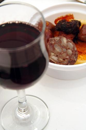 vino-sausage