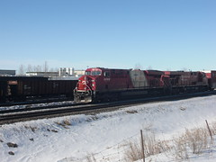 CP 8866 CP 8725 southbound (Hoppers & such) Tags: cp 8866
