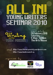 All IN! Young Writers Seminar 2010