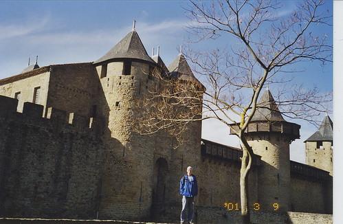 2001-03-09 Carcassonne France (dehors le Chateau Comptal)