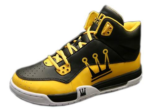 籃球鞋黃小檔