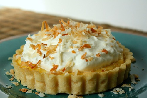 TWD: Toasted-Coconut Custard Tart | Tracey's Culinary Adventures