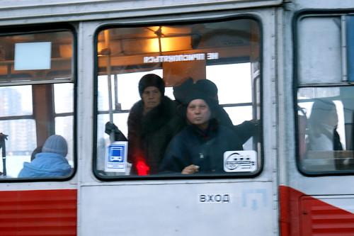 Суровые пассажиры